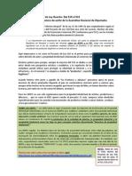 El MICI y los Proyectos de Ley Guacho