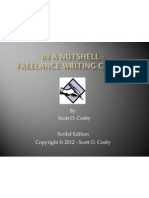 In a Nutshell - Freelance Writing Course