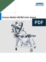 Andritz Kmpt Helix Dryer Bd Engl