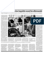 20120927 LeMonde Alemania Crisis Automovil