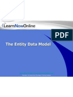 The Entity Data Model