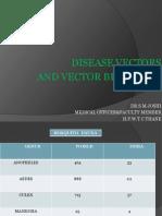Disease Vectors and Vector Bionomics Ppt