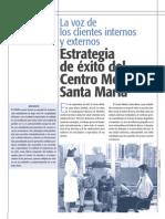 CGH La Voz de Los Clientes Internos y Externos - Estrategia