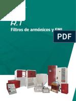 Filtros de Armonicos y EMI