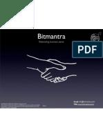 Bitmantra Profile