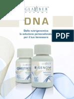 GLAUBER PHARMA DNA - Integratori Alimentari Nutrigenomici
