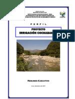 19- Irrigacion Cochabamba