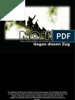NoTav - Gegen diesen Zug (Broschüre) - Italienischer Widerstand im Susa Tal