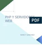 Php y Servidores Web