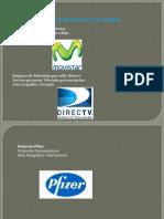 Productos y Tipos de Mercado