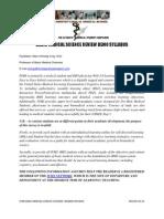 Basic Medical Science Review Demo Syllabus