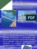 Clase 6. Solar Fotovoltaica