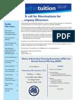 Newsletter (24) September 2012