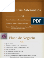 EMPRESA - Dulce & Cris Artesanatos