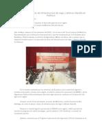 MINAG apoyará obras de infraestructura de riego y defensa ribereña en Huánuco