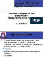 Ultra Marine Chemicals Lmtd