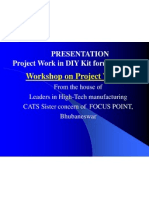 Ppt for Project Work