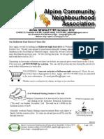 ACNA Newsletter 2012 Oct Final