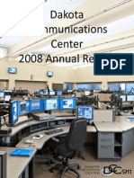 Dakota County, MN  DCC -  Communications Center - 2008 Annual Report Final