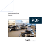 Dakota County, MN  DCC -  Communications Center -  2009 Report Final