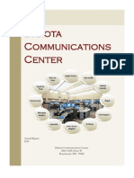 Dakota County, MN  DCC -  Communications Center -  2010 Annual Report