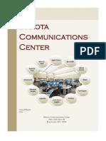 Dakota County, MN  DCC -  Communications Center -  2010 Annual Report