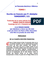 Teologia Ascetica y Mistica 1 Tanquerey