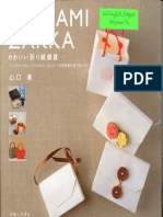 Makoto Yamaguchi - Origami Sakka - Origami Sundries