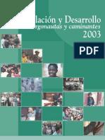 Revista Población y Desarrollo Argonautas y Caminantes #1