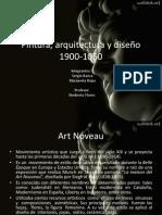 Trabajo 1 Movimientos Artisticos, Obras