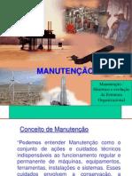 Aula 1 - Manuteno Histrico e Est Atual