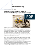 1 the Germans Are Coming