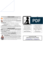 Bulletin for 2009-001-018 (Web Version)
