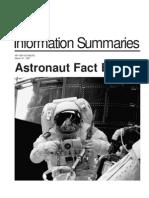 NASA Astronauts List