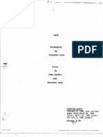 CLUE screenplay part 1 of 2