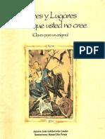 Callejo,Jesús & Canales,Carlos· Seres Y Lugares En Los Que Usted No Cree (1995)