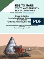 Mars Expedition Study