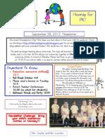 Newsletter Sept 28 12
