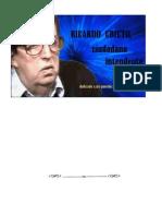 RICARDO UBIETO, Ciudadano Intendente