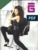 Mónica Naranjo - Revista G Nº8 - 2008