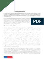 Respuesta a Dirigentes Estudiantiles y Sociales (MINEDUC)