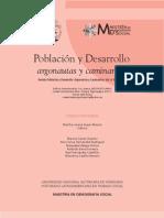 Revista Población y Desarrollo Argonautas y Caminantes #6