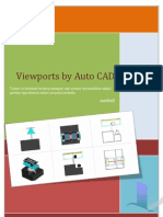 Viewports by Auto CAD