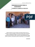 Informe Personal Alonso Calderón -  Viaje Abadia de Los Siete Rayos