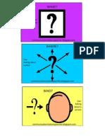 PDF Show N Tell Question Pics