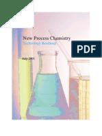 New Chemistry Roadmap