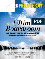 """The Ultimate Boardroom"" by Natalie Howard"