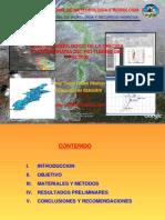 Analisis Hidrologico de La Crecida Del Rio Tumbes Con Hec-hms y Hec-ras