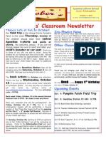 Week 7 Newsletter