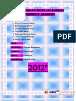 Investigacion Formativa PATOLOGIA Articulo Ulceras Por Presion